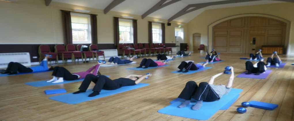 pilates for beginners, intermediate to advanced